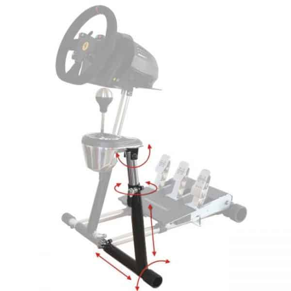 RGs module met Thrustmaster shifter TH8A