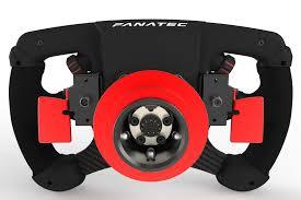 ClubSport Steering Wheel Formula V2 - back side