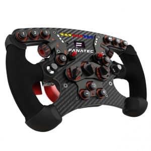 ClubSport Steering Wheel Formula V2 - side view